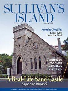 Sullivan's Island in Charleston SC contributing writer, Krysta Chapman.